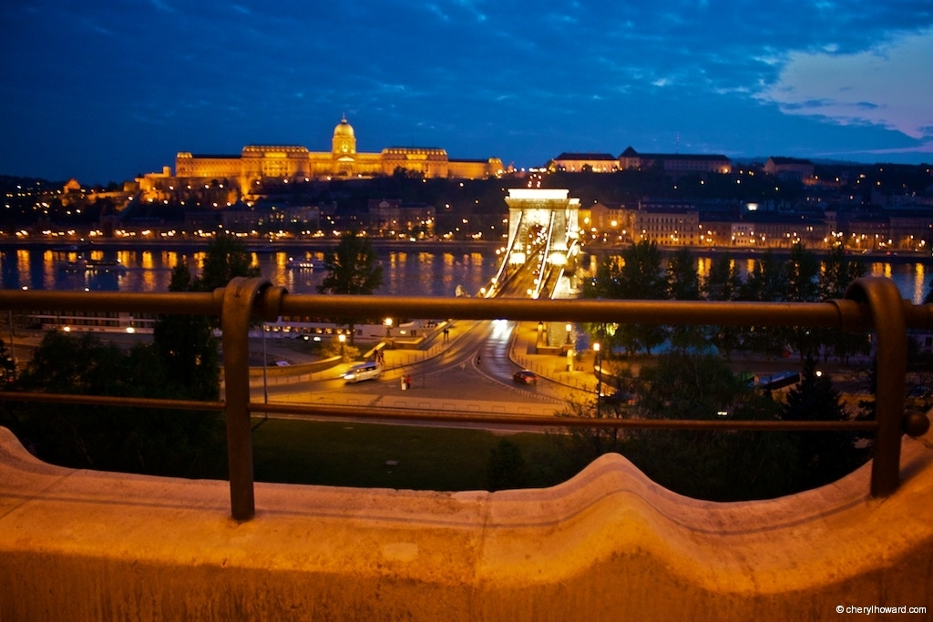 Budapest Sunset - Four Seasons
