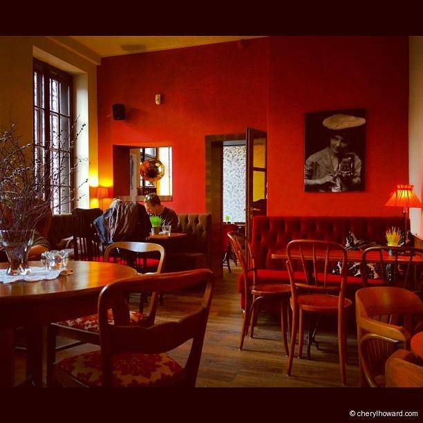 Cafe Retro Gdansk