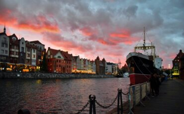 Weekend In Gdansk - Header
