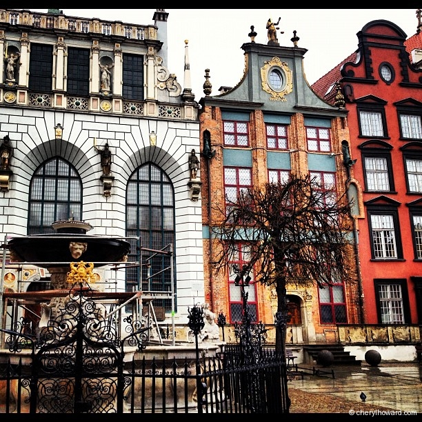 Weekend In Gdansk - Neptune Fountain