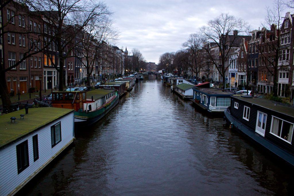 Impressions Of Amsterdam.