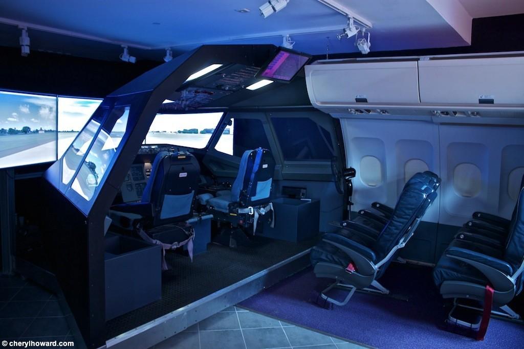 iPILOT Flight Simulators