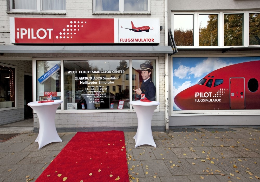 iPILOT Flight Simulators