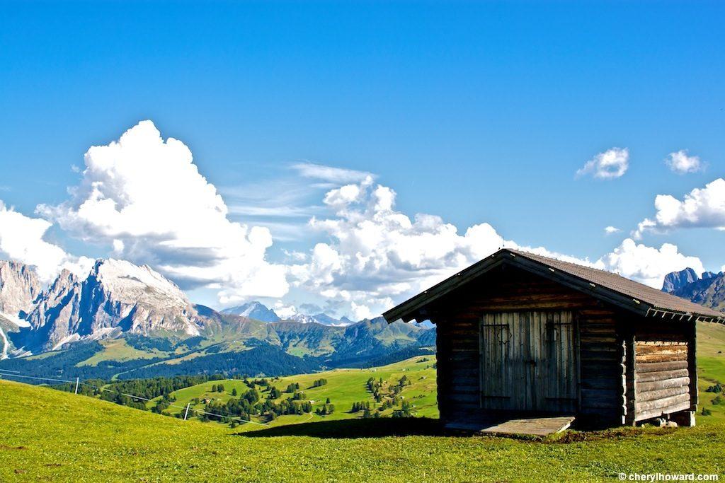 Alpe Di Siusi Hut