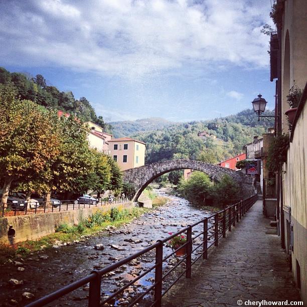 Varese Ligure, Italy.