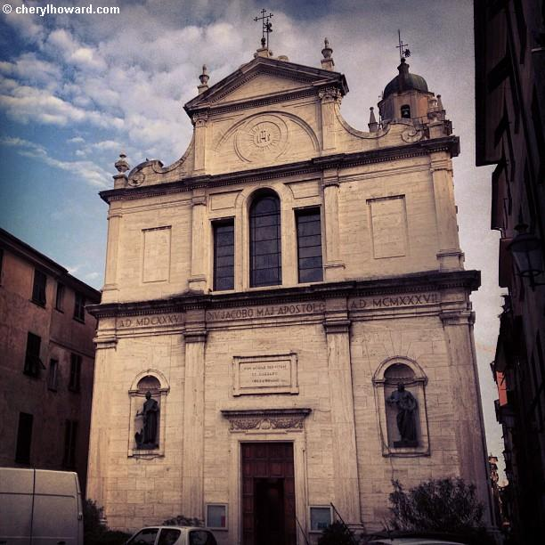 Chiavari, Italy.