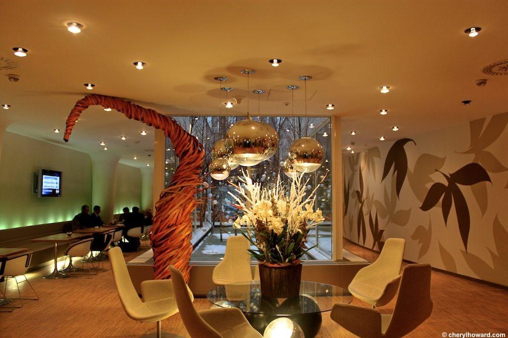 Grandium Hotel Lobby