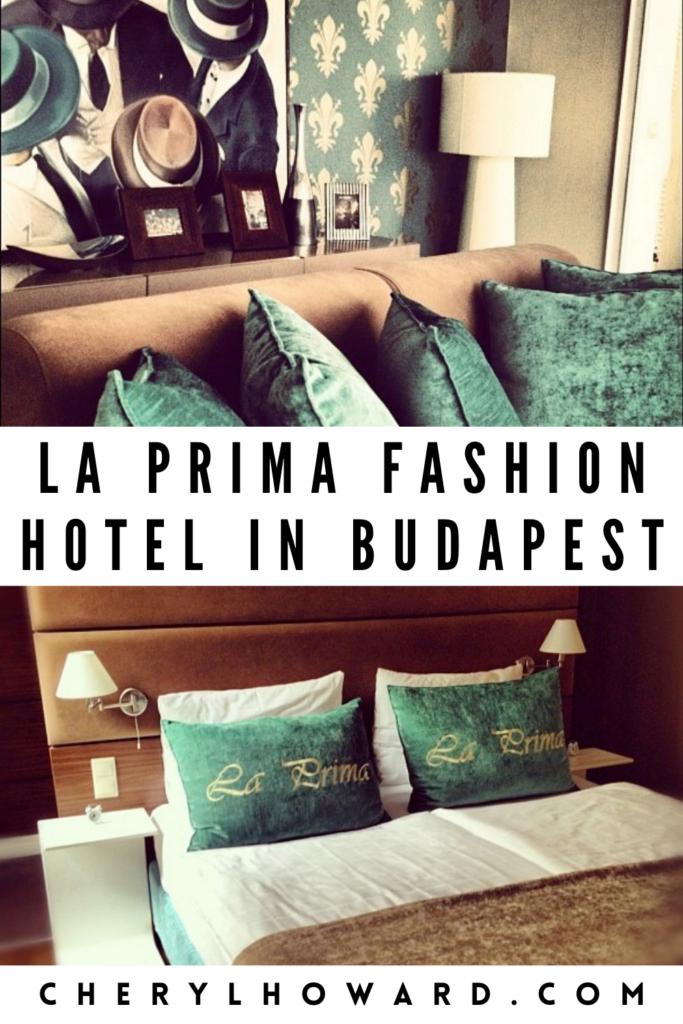 La Prima Fashion Hotel - Pin cherylhoward.com
