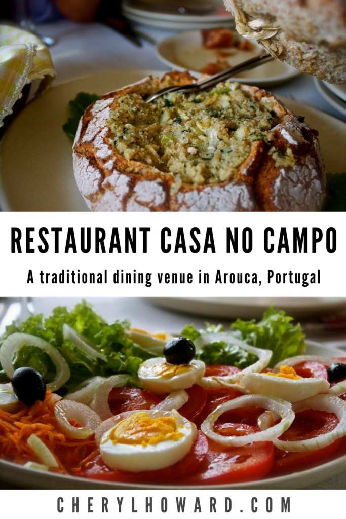 Restaurant Casa No Campo - Pin