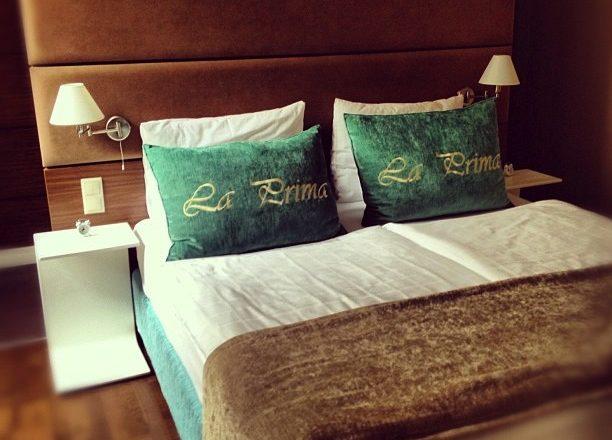 primafashion6 612x440 - La Prima Fashion Hotel in Budapest, Hungary.