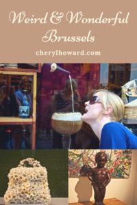 Brussels Belgium Is Weird