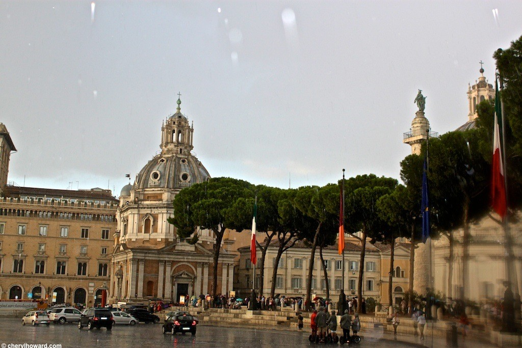 Rome Italy In The Rome