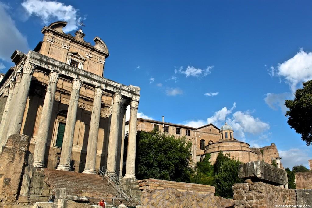 Rome Photo - Forum