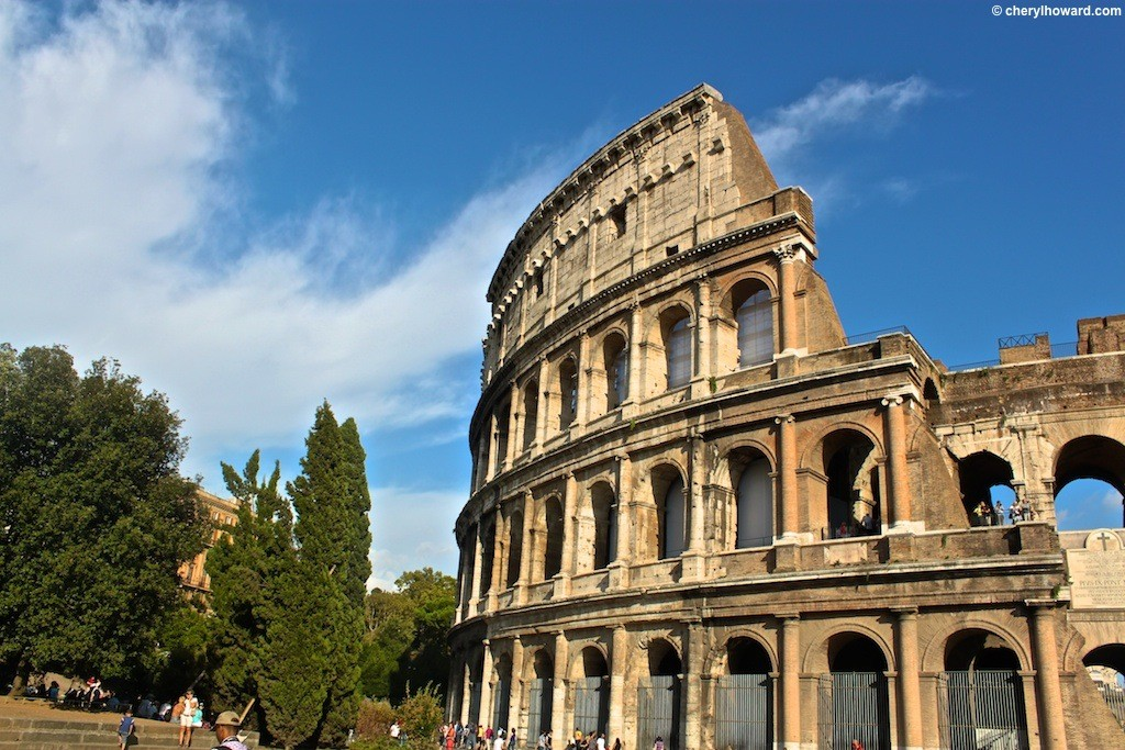 Rome Photos - Coliseum