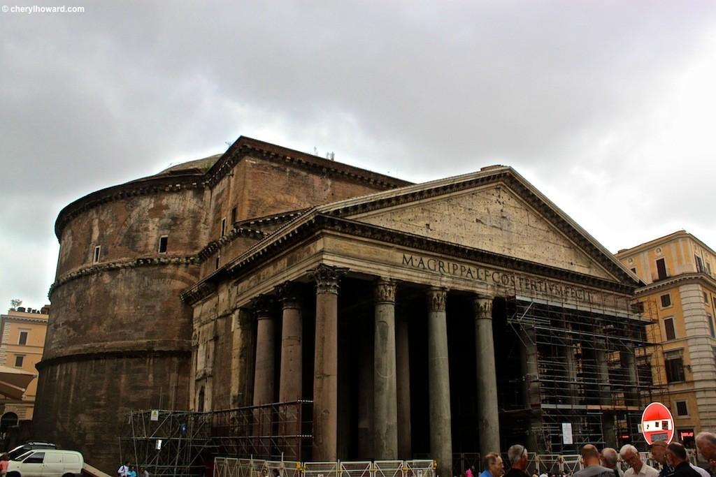Rome Photos - Pantheon