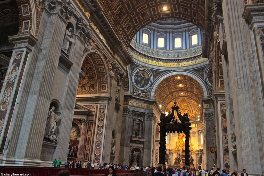 Rome Photos - St. Peter's Basilica