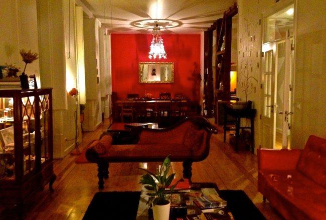 lisbon hostel 1 650x440 - My Favorite Hostel in Portugal - Living Lounge Hostel in Lisbon.