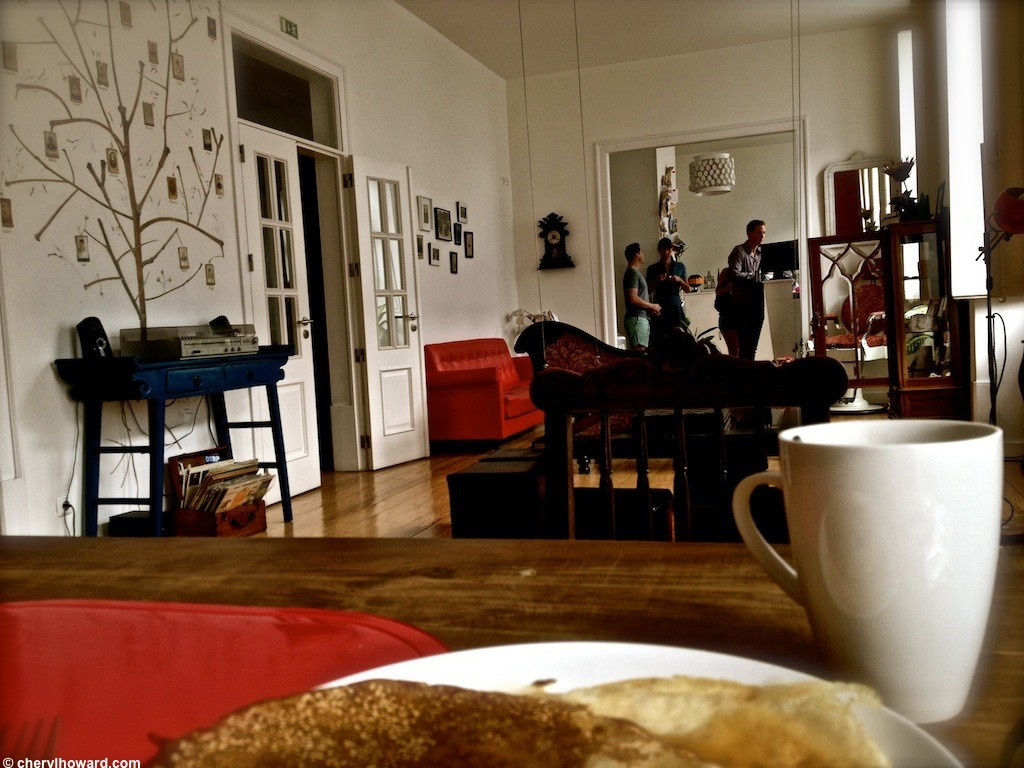 Living Lounge Hostel Lisbon