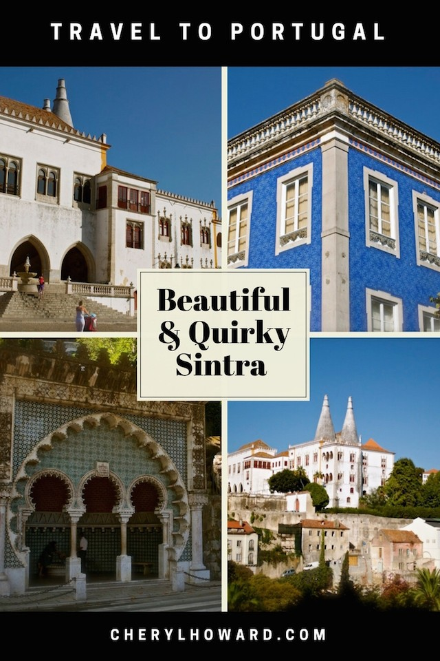 Beautiful and Quirky Sintra, Portugal