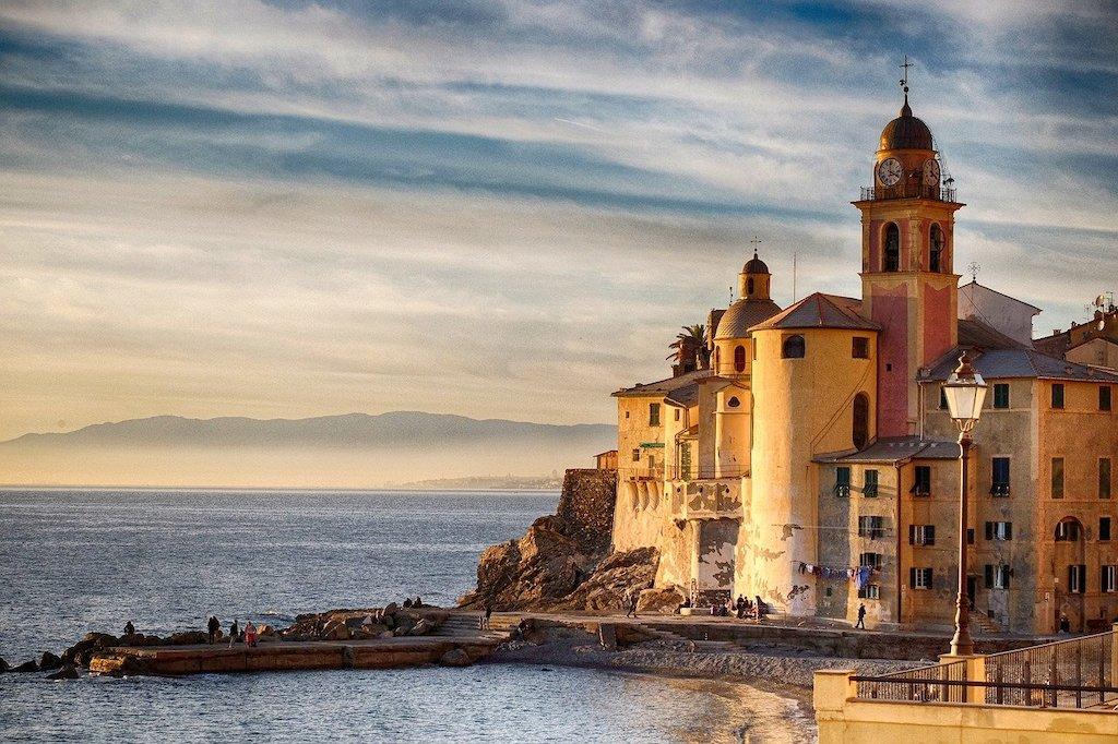 Visit Camogli Italy - Header