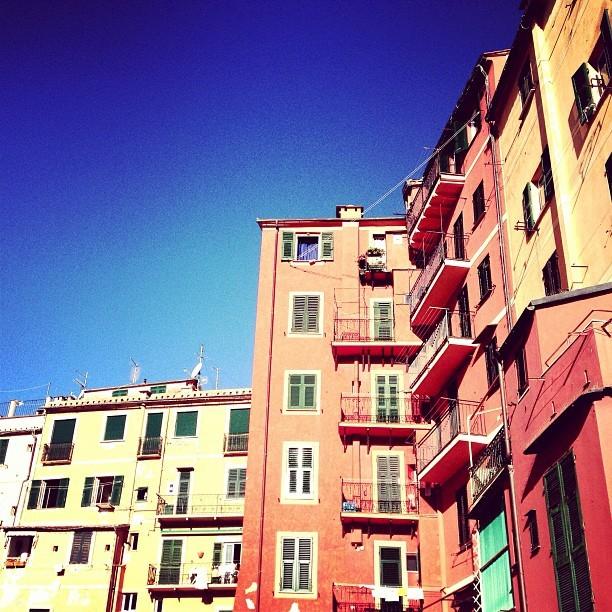Camogli, Italy.