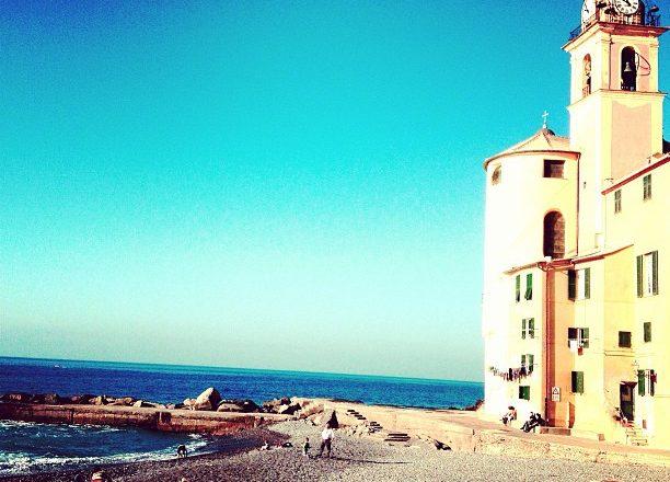 camogli3 612x440 - Instagramming ... Camogli, Italy.