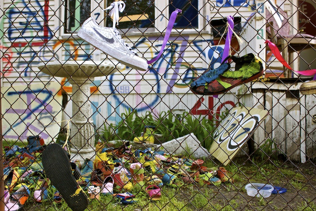 Heidelberg Project Shoes