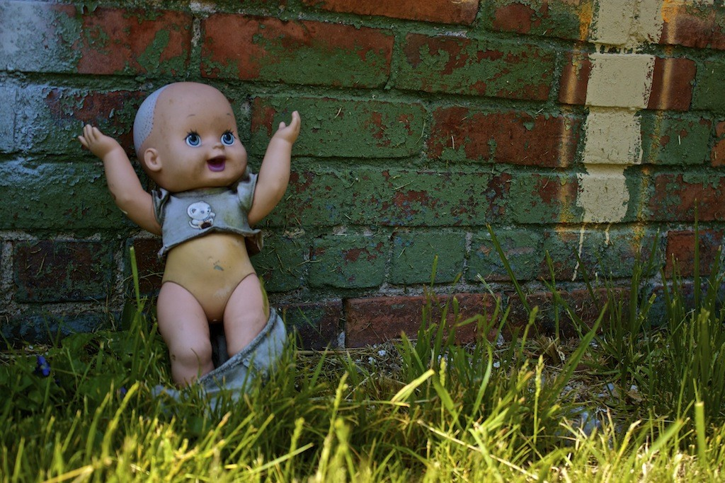 The Heidelberg Project In Detroit Doll