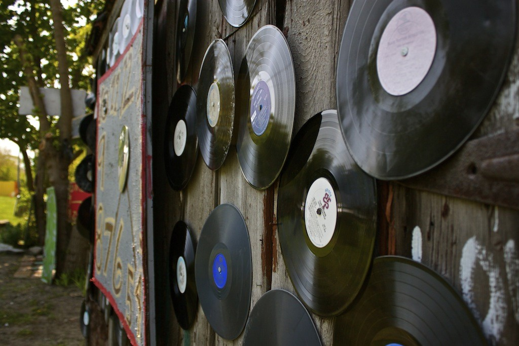 The Heidelberg Project In Detroit Records