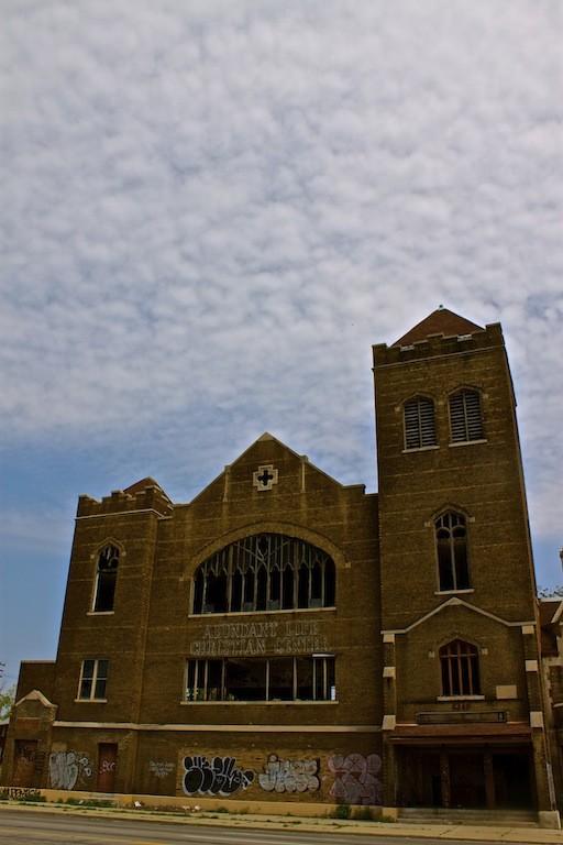 Calvary Presbyterian Abundant Life Christian Church Outside