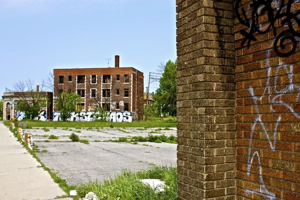Abandoned Abundant Life Christian Church