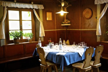 tschoetscherhof cuisine 2 440x294 - Lunch at a Farm in the Italian Alps.
