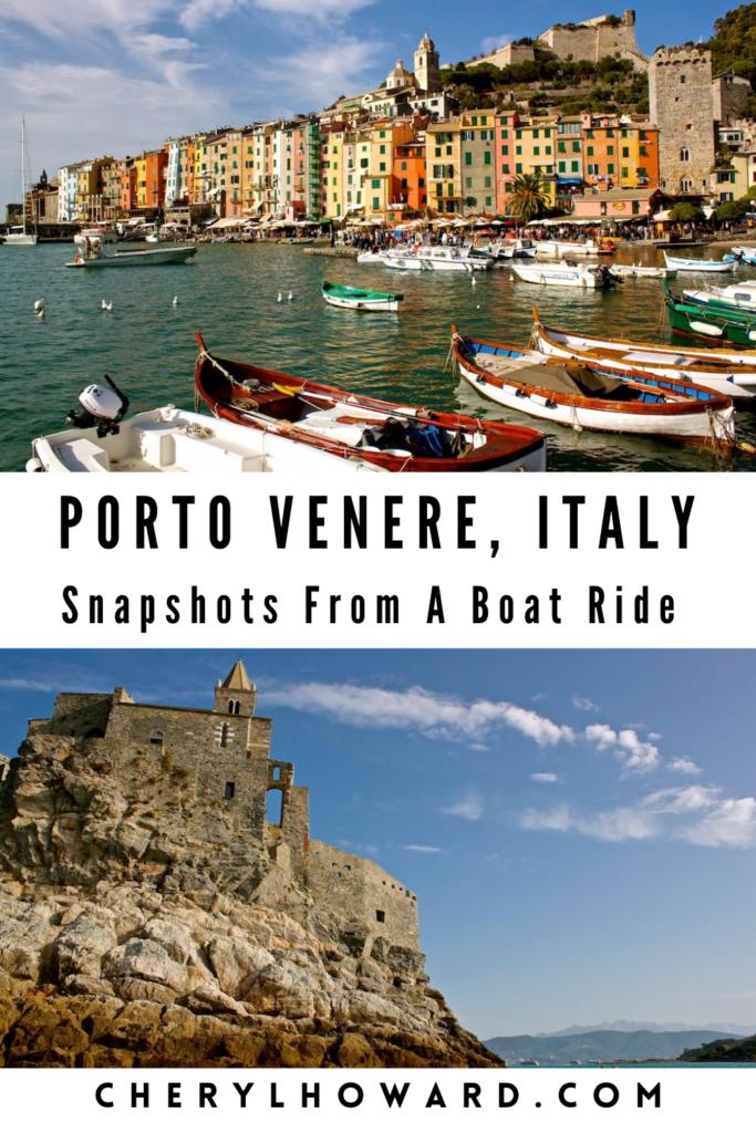 Porto Venere, Italy - Pin cherylhoward.com