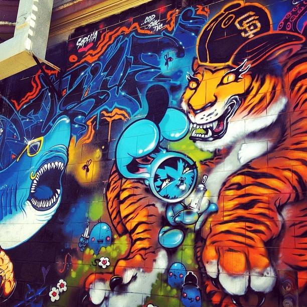 Street Art San Francisco - Mission