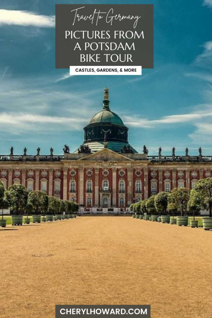 Pictures From A Potsdam Bike Tour - Pin