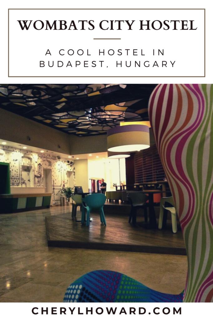 Wombats City Hostel Budapest - Pin