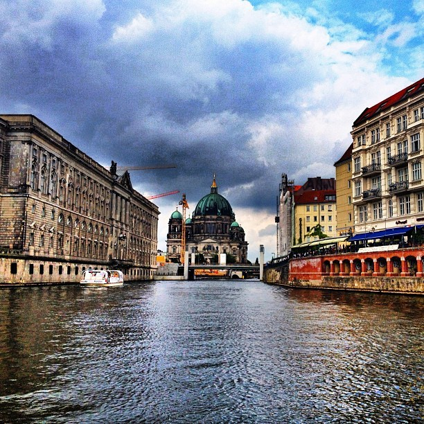Berlin Spree Boat Tour
