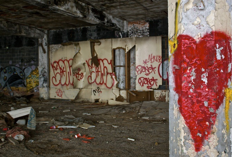 Packard Automotive Plant - Heart