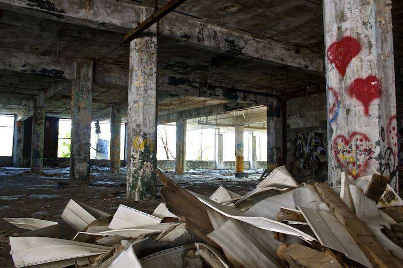 Packard Automotive Plant - More Love