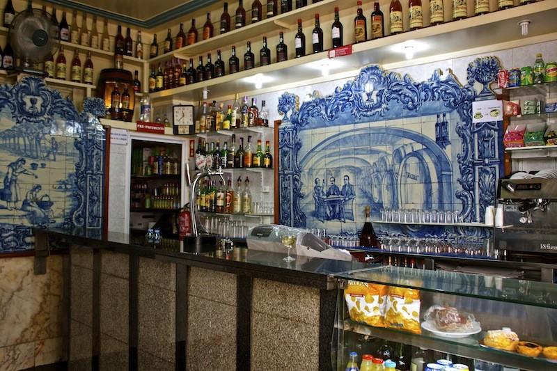 A Walking Tour of Lisbon