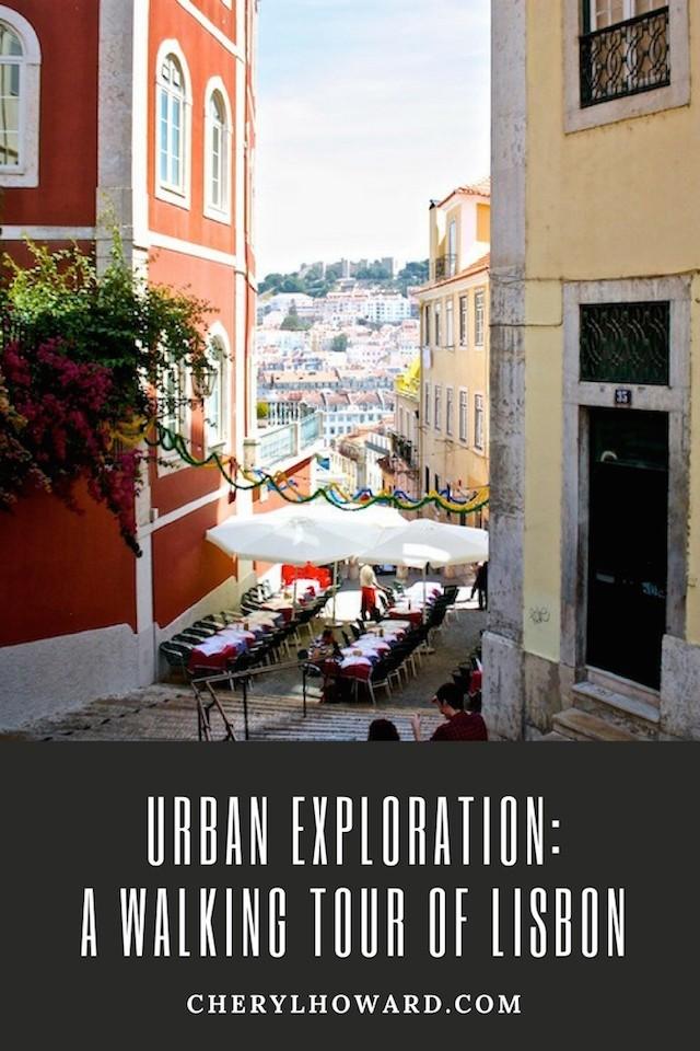 Walking Tour Lisbon