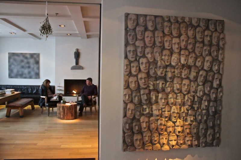 101 Hotel Reykjavik Lobby