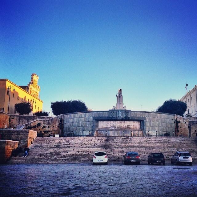 Reasons to Visit Brindisi - Brindisi Monument