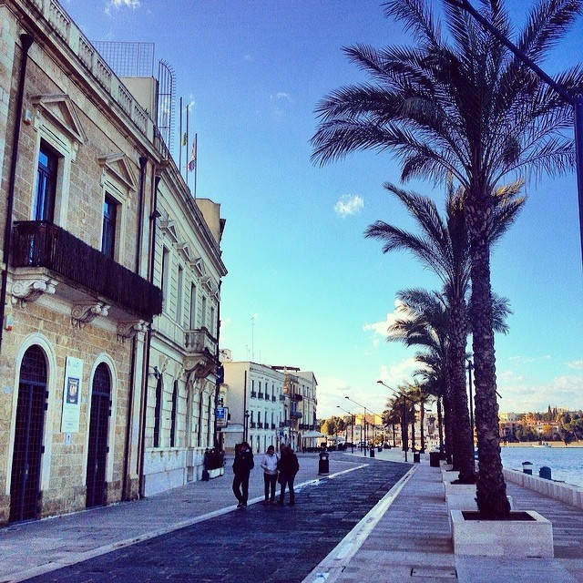 Brindisi Seaside and Port
