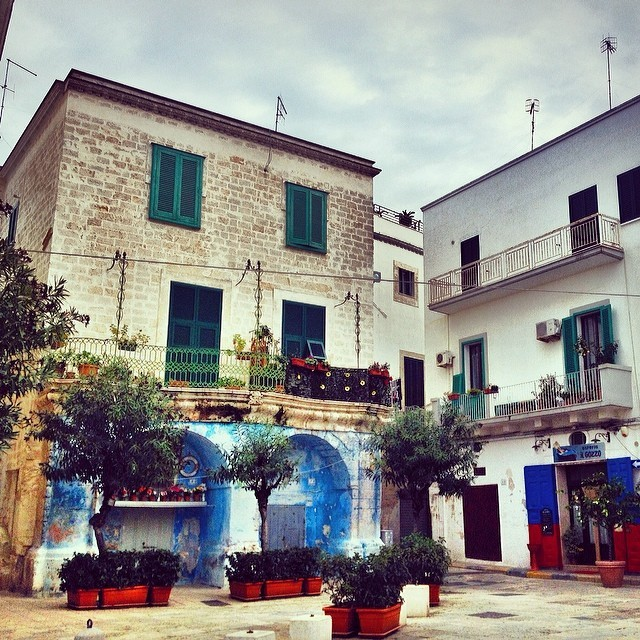 Streets of Monopoli