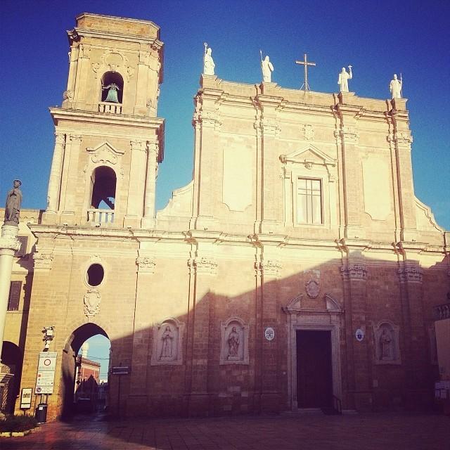 Reasons to Visit Brindisi - Piazza Duomo in Brindisi