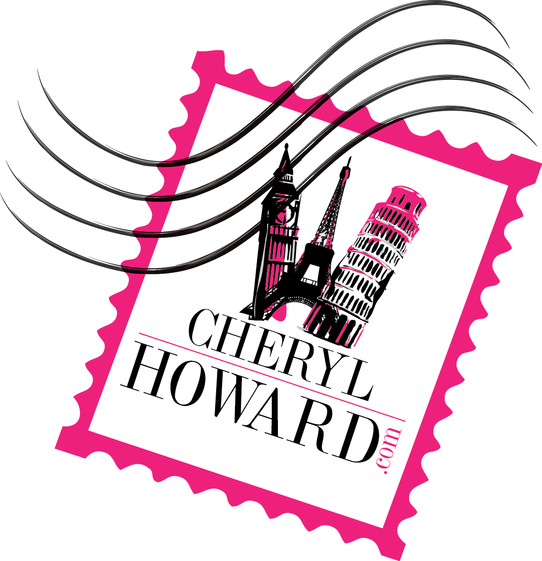 cherylhoward.com Stamp