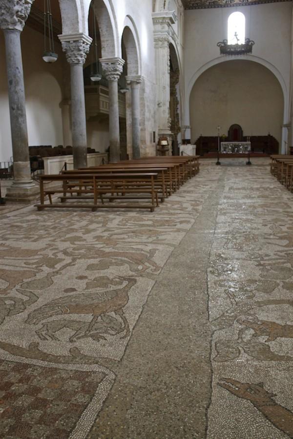 Cathedral of Santa Maria Annunziata in Otranto Interior Tree of Life