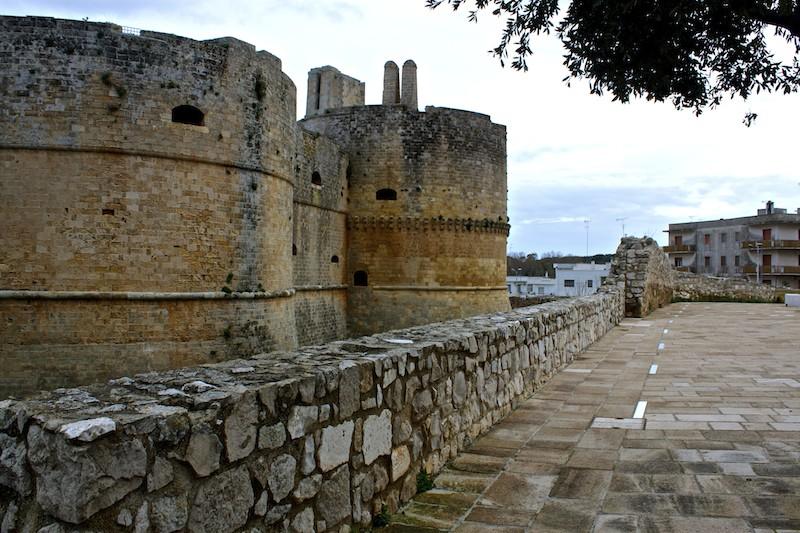 Otranto Italy - Castle of Otranto