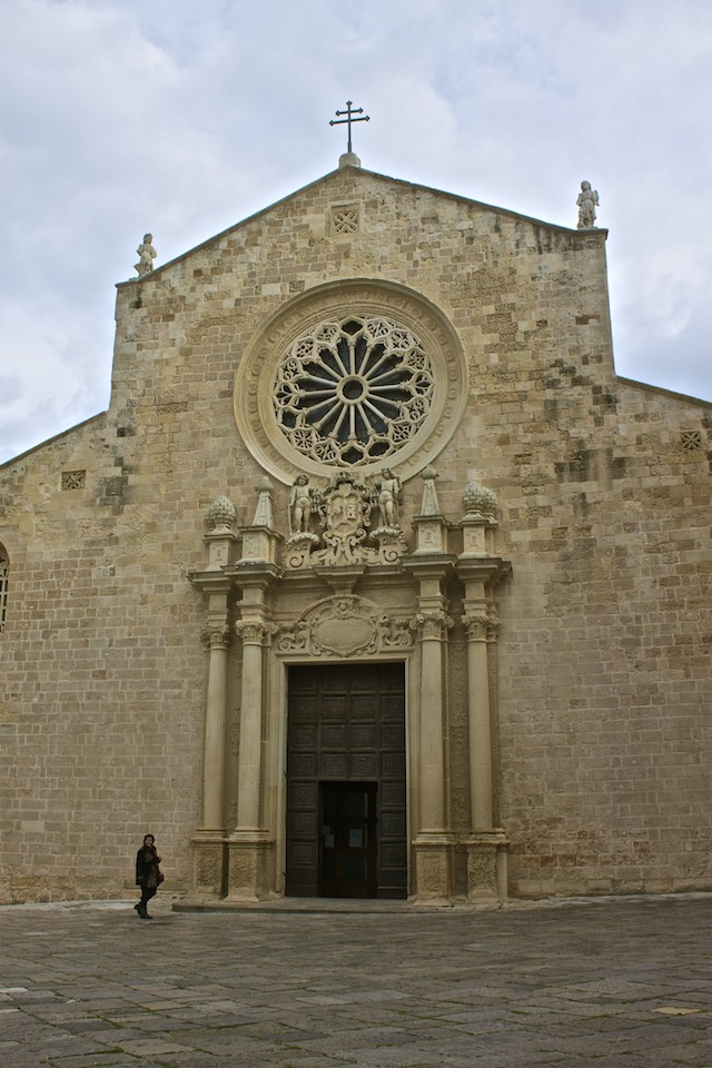 Otranto Italy - Otranto Cathedral